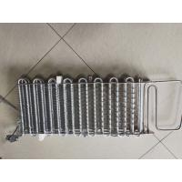 Refrigerator Parts Finned Aluminum Evaporator High Heat Exchange Rate for sale