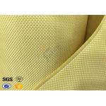 Anti-static Fire Retardant 100 % Kevlar Clothing Fabric To Protective Clothing for sale