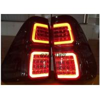 PMMA + ABS + Aluminum Ford Ranger Led Tail Lights T6 T7 2012  -  2016 / GZDL4WD 4x4 Car Accessories for sale