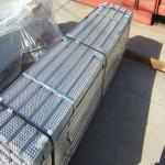 Expanded HY Rib Mesh Formwork , Hot Dipped Galvanized Steel High Rib Mesh for sale