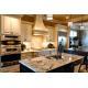 China Copenhagen Kitchen Granite Countertop / Custom Cut Stone Table Top for sale
