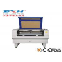 China Desktop Laser Engraving Machine , Garment Laser Cutting Machine With CCD System for sale
