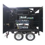 Mobile Transformer Oil Regeneration Machine, Vacuum Transformer Oil Dehydration Plant ZYD-WM-100/6000LPH for sale