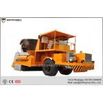 Five Axles Pot Carrier Truck Solid Structure 25 Ton For Slag Transportation for sale