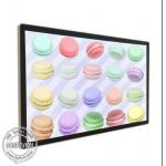 Ultra Thin Wall Mount LCD Display 43'' HD 1080 Digital Media Player Indoor for sale