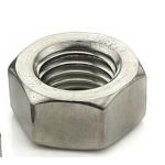 Carbon Steel / Stainless Steel Heavy Hex Nuts Hex Jam Nuts DIN934 ASTM 18.2.2 for sale