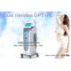China 10Hz Speed IPL Hair Removal Machine / Dual Handles Elight IPL Beauty Equipments for sale
