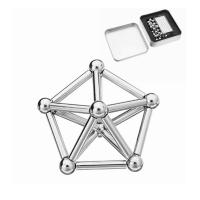 Magnetic Bars Buckyballs Magnets For Magnetic Bars Stainless Balls Optional Color for sale