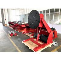 Hydraulic Welding Positioner 1Ton With Foot Pedal And Hand Box for sale