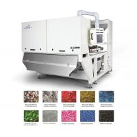China Intelligent Belt Type Color Sorter For Processing Plastic Flakes / Belt / Granules for sale