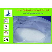 Raw Material Analysis Pharmaceuticals Anastrozole Powder CAS120511-73-1