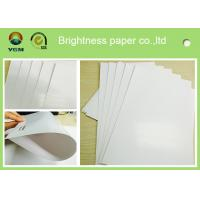 China Coated Two Sides Glossy Printing Paper For Magazines Waterproof for sale