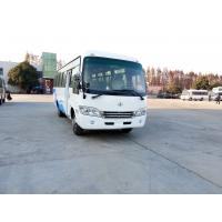 China White And Blue Left / Right Hand Drive Sightseeing Star Buses Transport Tourist Passenger supplier