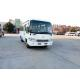 White and Blue Color Sightseeing Star Buses Transport Tourist Passenger for sale
