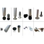 Structural Pipe Fittings Adjuster End Top Cap In Pipe Joint System for sale