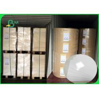 China 135gsm Sufficient Ink Absorption Rate Environmental Couche Paper For High - End Printing for sale