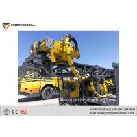 China Surface Diamond Core Drill Equipment Full Hydraulic For Geological Exploration for sale