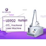 3 In 1 Beauty Salon Equipment / Fractional Co2 Laser Treatment Acne Scar Removal for sale