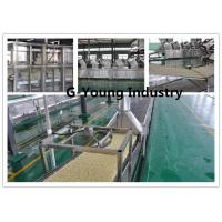 Vegetable Instant Noodles Making Machine For Hot Oil Frying Noodle Production for sale