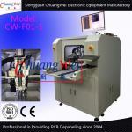Precision Printed Circuit Board Router Pcb Manufacturing Machine / Pcb Cutting Machine for sale