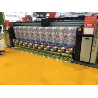 Digital Dye Sublimation Fabric Banner Printing Machine For Clothes Print for sale