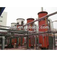 China  Thermal Oil Boiler of High Temperature Electric Wood Fired 30 - 1050kw  for sale
