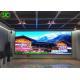 Black SMD Indoor Full Color LED Display Rental , shenzhen led ad board for sale