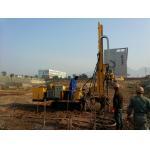 Multifunctional Track Mounted Anchor Machine Hydraulic Crawler Rig Bigger Torque