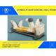 Hydraulic Shaftless Mill Roll Stand , Corrugated Production Line for sale