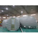 Durable Grey Outdoor Camping Inflatable Bubble Tent 2 Years Warranty for sale
