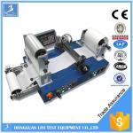 Lab Hot Melt Sampling Coater Testing Machine 1200×620×550mm(L*W*H) Dimension for sale