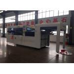Flat Type Automatic Corrugated Paper Board  Die Cutter Machine  / Carton Box Packing Machine for sale