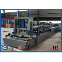 Easy Change CZ Steel  Purlin Profile Making Cold Roll Forming Machine for sale