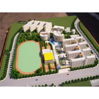 China Customized Scale Miniature Architectural Models For School Project Display for sale
