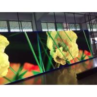 High Resolution Stage Background Led Display Big Screen Wide Viewing Angle for sale