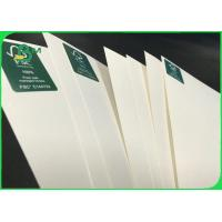270gsm 280gsm One Side Coated FBB GC1 Ivory Board Sheet FSC Certificate for sale