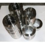 99.6% Titanium Metal Ring / Titanium Alloy Circle Bright Surface for sale
