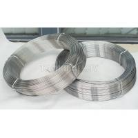 China SS316/Grade 316 (UNS S31600) Stainless Steel Thermal Spray Wire 3.2mm welding wire for sale
