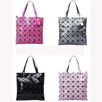OEM Geometric Diamond PU Women Shoulder Handbag for sale