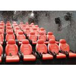 China Customizable Virtual Wonder 5D Cinema Seats Low Energy Consumption For Amusement Park for sale