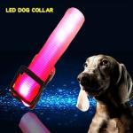 China C906 Hot sale Led Popular Blinking Best Flashing Dog Collar for sale