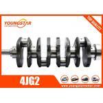 ISUZU 4JG2 8970231821 Forged Steel Crankshaft 4 Cylinder Crankshaft for sale