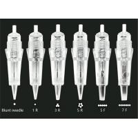 Disposable Microding Permanent Makeup Tattoo Machine Needle For Eyeblow Lips OEM for sale