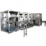 China 5 Gallon Bottle Pure / Mineral Water Washing Filling Capping Machine User Friendly for sale
