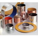 Teflon Steel Bush Metal Sliding Bearing Polyacetal Resin Bushing for sale