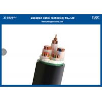 0.6/1KV LSZH Low Smoke Halogen Free Cable /4 +1Cores LV Power Cable (Unarmoured ) Sizes: 1.5~1000mm2 ZR-YJV32(ZR-YJLV32) for sale