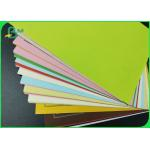 Bright Colored Painting Paper Card & Boards 180/240/300gsm 18 / 24 / 36 Inchs