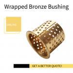 China FB090 & FB092 Bronze Bushing Sliding Bearing for sale