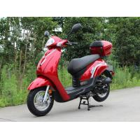 China CVT Gear 50cc Adult Motor Scooter Horizontal Type Single Cylinder Air - Cooled supplier