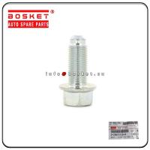 China 0286512300 0286812300 Clamp To Rod Bolt For ISUZU VC46 CXZ CYZ 0-28651230-0 0-28681230-0 for sale